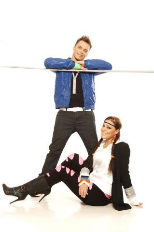 Josh és Jutta stúdiófotók